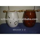 Ceramic fragrance home decoration lamp