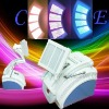 LED Skin Rejuvenation with various cosmetic lights
