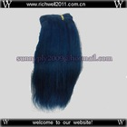 Brazilian remy hair weave 100g /pc free shipping whole sale price