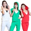 11111209 & 11112408 Poly/Cotton/Spandex fashion sport sets