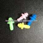 Fashion silicone custom soundproof ear plug