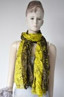 2012 new designed voile printing fashion lady scarf with high quality and best price