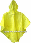 2012 PEVA breathable raincoat