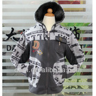 Children Fashion Winter jacket coat clothes stock