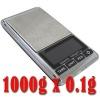 1000g/0.1g DIGITAL POCKET OZ Mini WEIGHING WEIGHT SCALES 1KG
