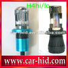 powerful H4 main headlight bulb .14 months warranty , free replacement !