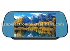 rearview mirror gps navigator with copied map