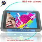2.8 inch MP5 player with TV-out and digital camera