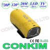 CKM-32 Mini Sport Camera HD DVR 20m Waterproof