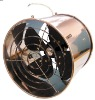 ZLFJ400 Voltage:220V, Frequency: 50Hz, Rated Power: 145W, RMP:1400r/min, Air Flow: 2880m3/hGreenhouse Circulation Fan