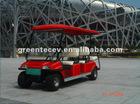 6 seats golf car GLT1061