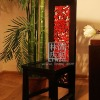 Q472-80.36 Handmade Chinese Style High Back Dining Chair