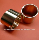 Brass piston pin bushing