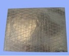 Foam cellulose insulation SHEET IXPE radiation polyethylene foam with aluminum film