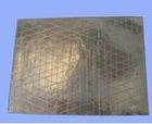 Foam cellulose insulation SHEET IXPE radiation polyethylene foam with aluminum film