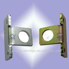Titanium alloy lock catch