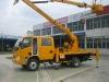 JMC articulated hydraulic work platform truck