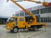JMC articulated hydraulic work platform truck