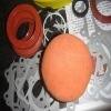 80mm-150mm sponge rubber ball for cleaning pipe