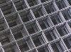 Galvanized steel wire welded mesh panel