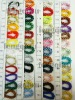 Silk Cord Different Size and Colors Garment Jewelry Accessories