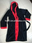 100%Cotton plain dyed Bathrobes