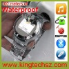 2012 Cheapest Waterproof watch mobilephone