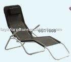 Steel Frame fold up beach chair
