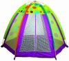 colorful children tent