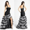 Fashion design one shoulder evening dress 2012 (abh435)