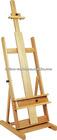 wooden artist studio easel