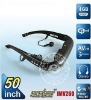 Fashion 50-inch 3D Video Glassess