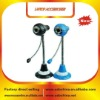 High Speed USB2.0 pc webcam for computer with Night vision lamp,Microphone