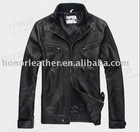 Men fashion pu apparel