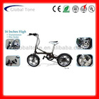 GT-6-16 One second folding BIKE 16 inch folding bike