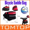 Bicycle Saddle Bag Seat Bag Cycling Outdoor Pouch Extensible Bag