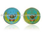 Printing magnetic badge