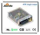 40W Single Output UL Switching Power Supply