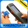 Rugged Handheld 1D Barcode scanner, LF RFID,WIFI,GPRS,Bluetooth,PSAM,GPS,Camera, WinCE