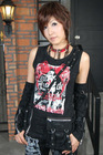 PUNK VISUAL KEI ROCK 71025 TEE CHAIN T-shirt