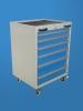 steel tool installation cabinet