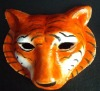 tiger mask, paper mask, environment protecting mask, costume mask, holiday mask