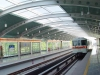 High quality Polycarbonate roof sheet for station