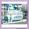 JS750 Double drum concrete mixer