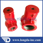 Red Painted Automatic Pressure Reducing/ Relief valve