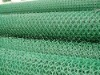 PVC coated Rockfall protection wire netting system of hexagonal wire netting