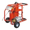 high pressure hot water jet washer
