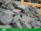 Cube granite paver
