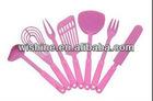 7 pcs Nylon kitchen tools