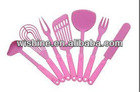 7 pcs Nylon kitchen tools